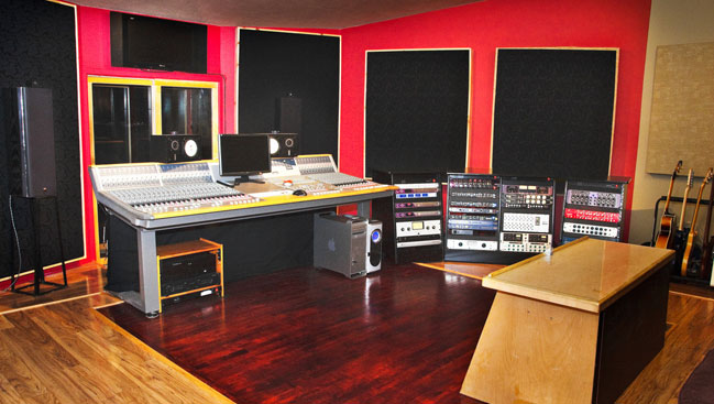 Amazing Audio Valley Recording Studio Largest Home Design Picture Inspirations Pitcheantrous