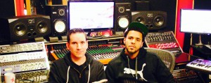 J Coley and Steve Foley Audio Valley Studio A